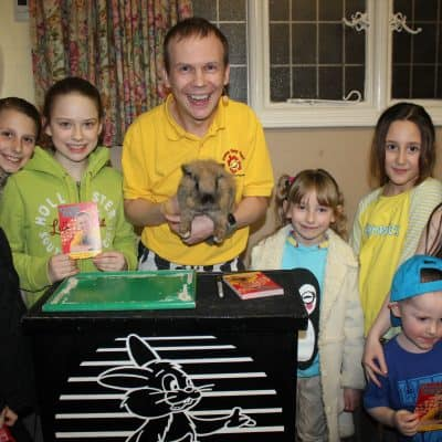 Gordon's Magic – Magic and Entertainment for Children