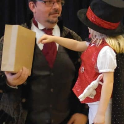 Magic Paul – Amazing Kids Magician and Entertainer