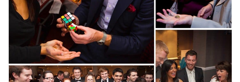 Adam Keisner – Close-up, sleight of hand magician