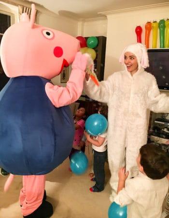 Children's Party Planet